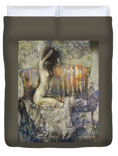 The Antique Sofa Duvet Cover