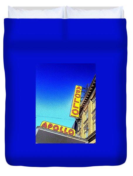 The Apollo Duvet Cover by Gilda Parente