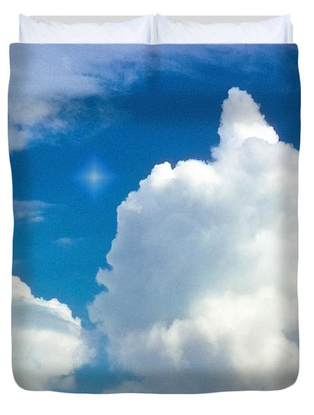 Appearance Of Daylight Duvet Cover