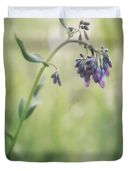 The Arrival Of Spring Duvet Cover