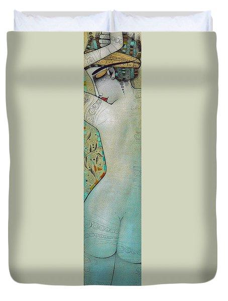 The Bath Duvet Cover