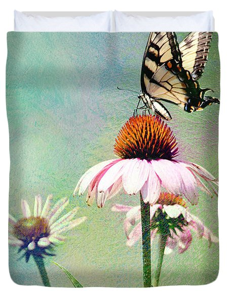 The Beauty Of Summer Duvet Cover