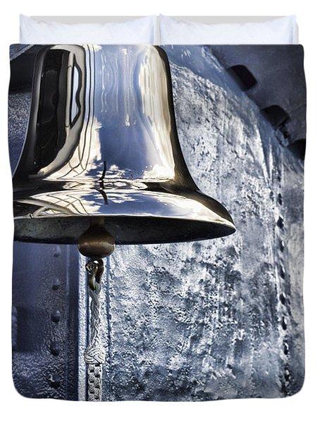 The Bell-uss Bowfin Pearl Harbor Duvet Cover by Douglas Barnard