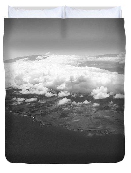 The Big Island Duvet Cover