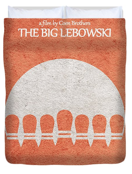 The Big Lebowski Duvet Cover