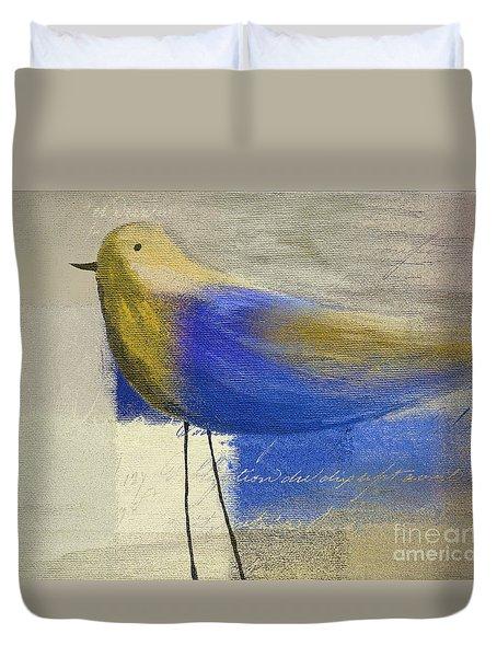 The Bird - J100124164-c21 Duvet Cover