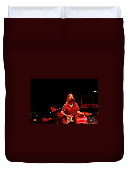 The Black Crowes Duvet Cover
