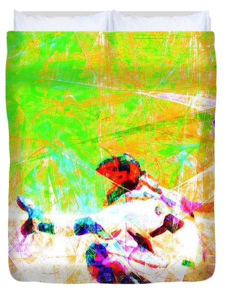 The Boys Of Summer 5d28228 The Catcher Duvet Cover