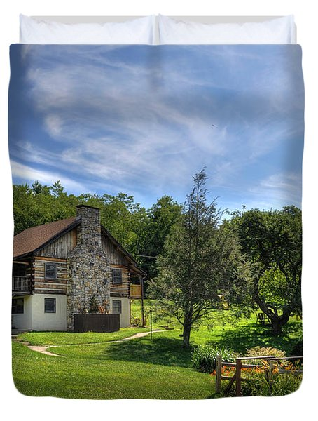 The Cabin Duvet Cover