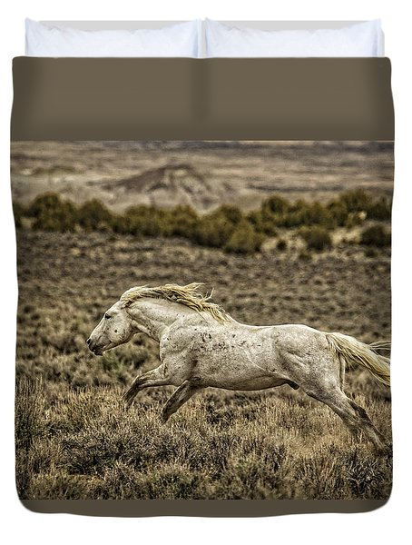 The Chaperone Duvet Cover