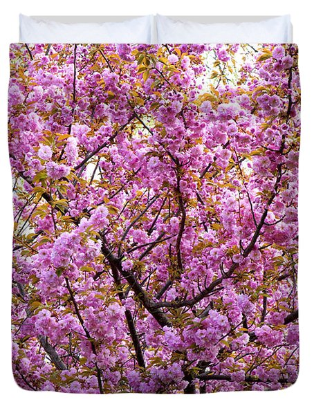 The Color Purple 2 Duvet Cover by Paul W Faust -  Impressions of Light