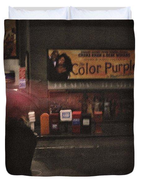 The Color Purple Duvet Cover
