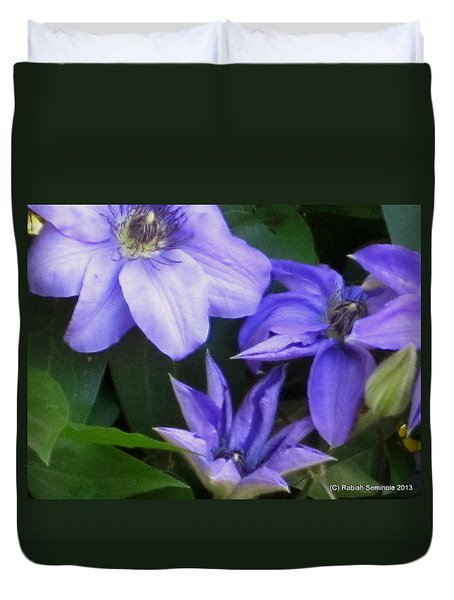 The Color Purple Duvet Cover