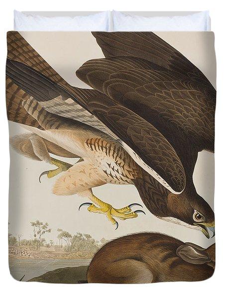 The Common Buzzard Duvet Cover