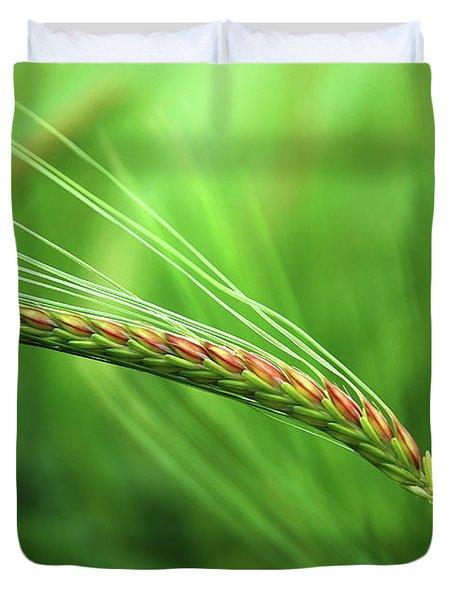 The Corn Duvet Cover