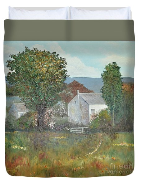 The Country House Duvet Cover