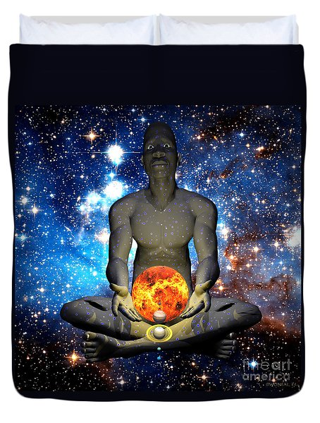 The Creator Duvet Cover