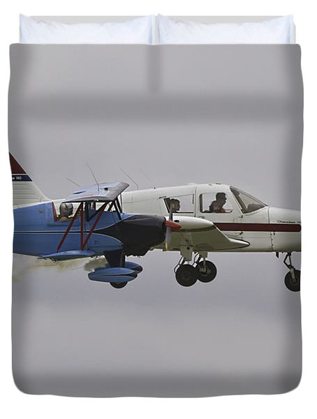 The Double-take Duvet Cover