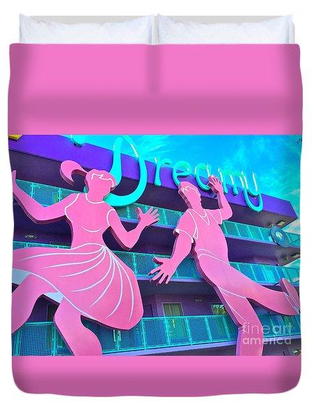 The Dream Team Duvet Cover