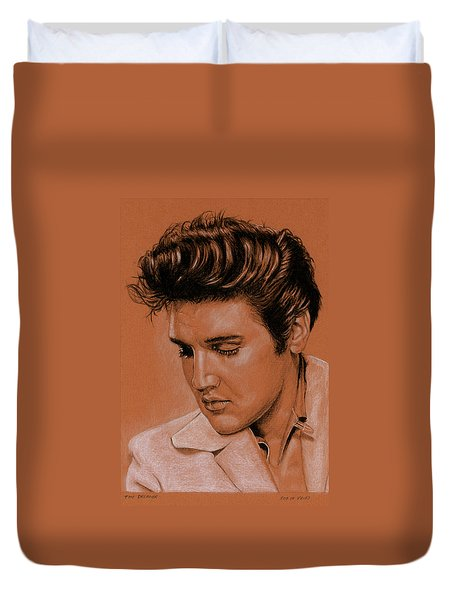 The Dreamer Duvet Cover
