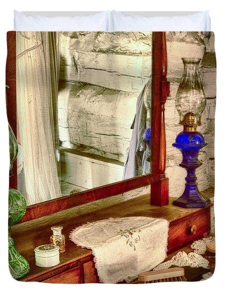 The Dresser Duvet Cover