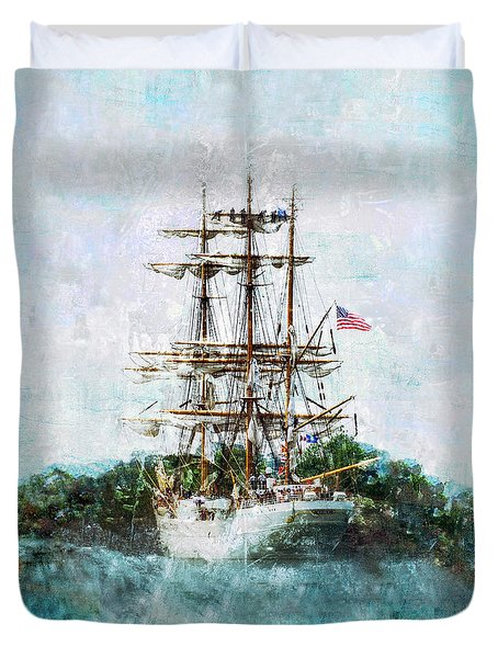 The Eagle Has Landed I Duvet Cover