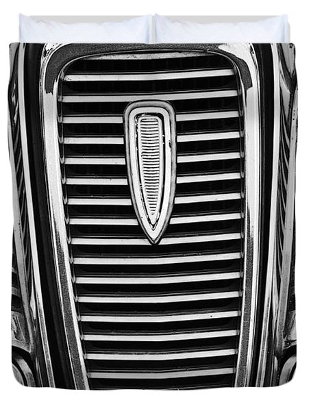 The Edsel Grill Duvet Cover by Paul Mashburn