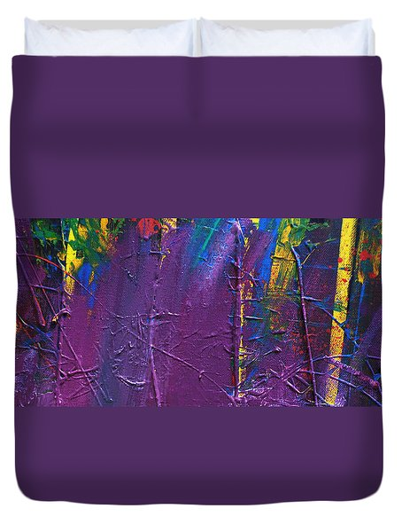 The End Stage Path Series Duvet Cover