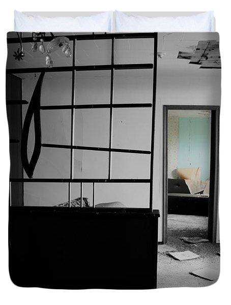 The Enlightened Room Duvet Cover