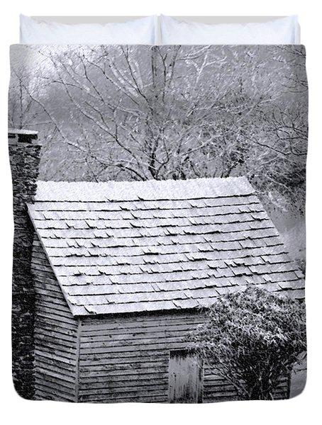 The Family Home Duvet Cover