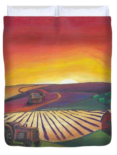 'the Farm' Duvet Cover