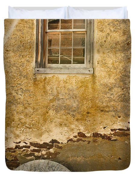 The Forgotten Millstone Duvet Cover