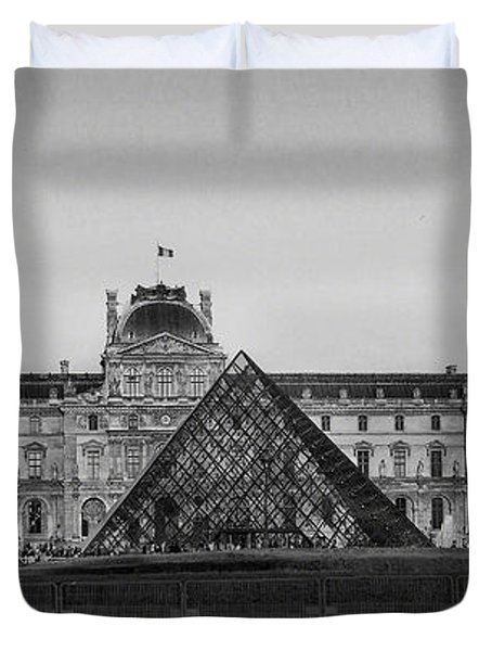 The Full Louvre Denise Dube Duvet Cover