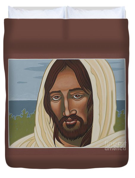 The Galilean Jesus 266 Duvet Cover