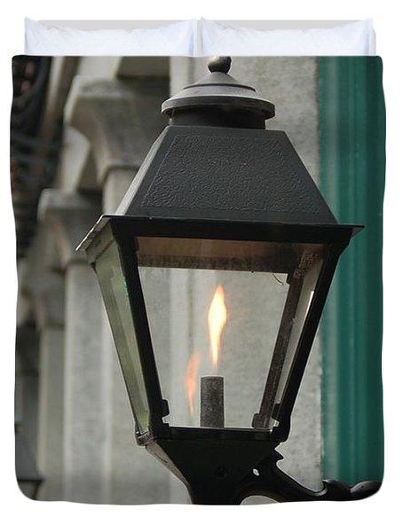 The Gas Light Duvet Cover