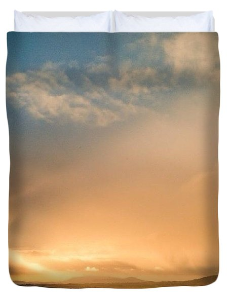 The Glow Duvet Cover