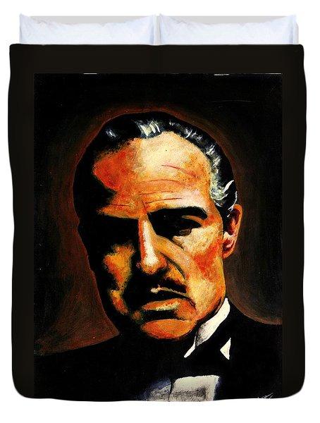 Godfather Duvet Cover
