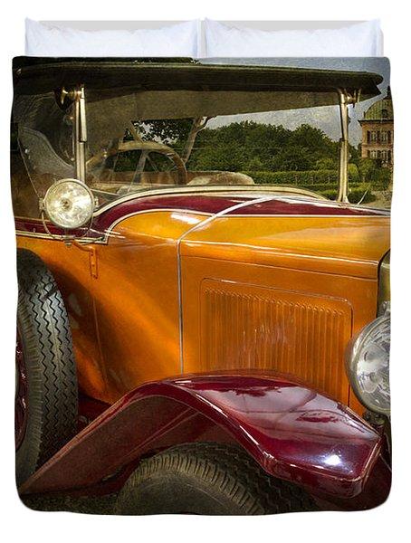 The Golden Twenties Duvet Cover by Heiko Koehrer-Wagner