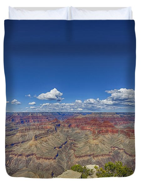 The Grand Canyon--another Look Duvet Cover by Angela A Stanton