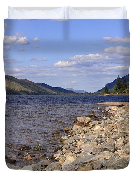 The Great Glen Duvet Cover