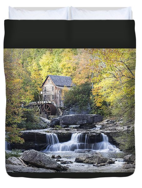 The Grist Mill Duvet Cover