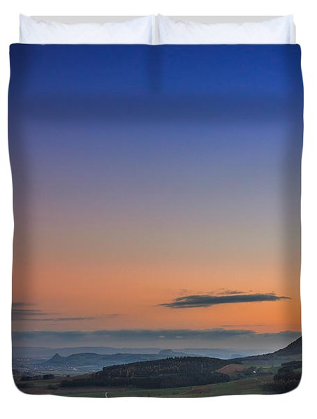 The Hegauview Duvet Cover