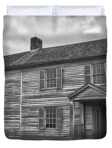 The Henry House Duvet Cover by Guy Whiteley
