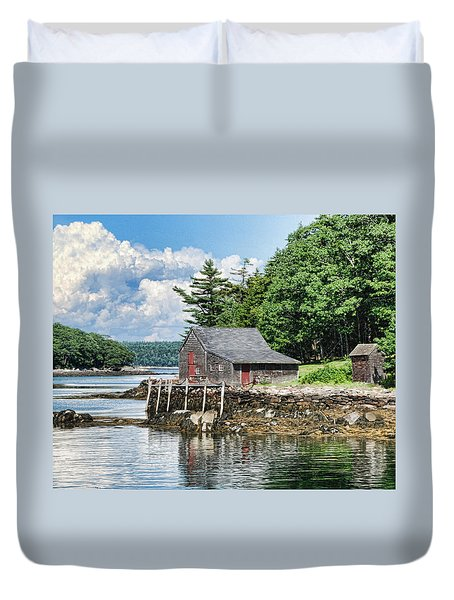 The Hideaway Duvet Cover