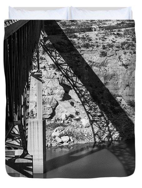 The High Bridge Duvet Cover