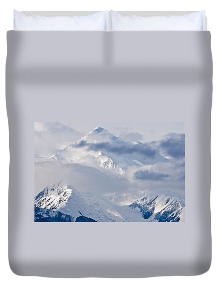 The High One Duvet Cover