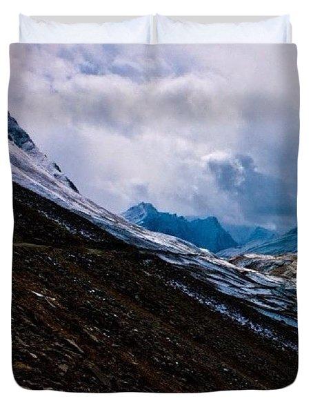 The Himalayan Beauty Duvet Cover