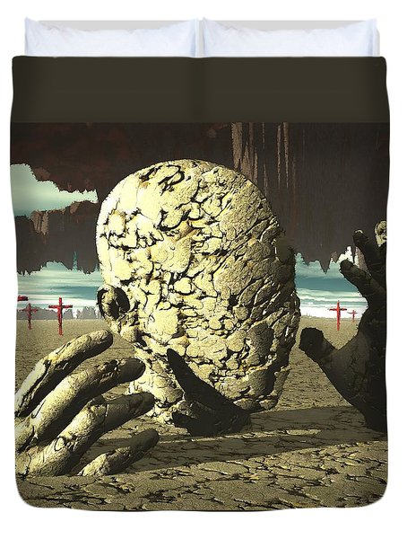 The Immutable Dream Duvet Cover