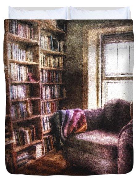 The Joshua Wild Room Duvet Cover by Scott Norris