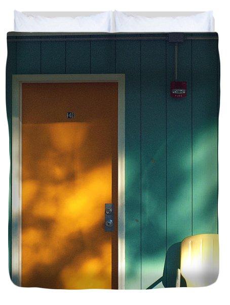 The Joy Motel Duvet Cover